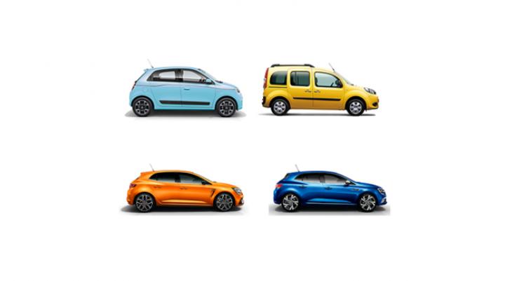 4月・5月はルノー車の買取強化月間です!